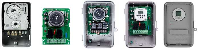 Intermatic defrost timers