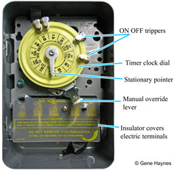 Intermatic T100 series timers