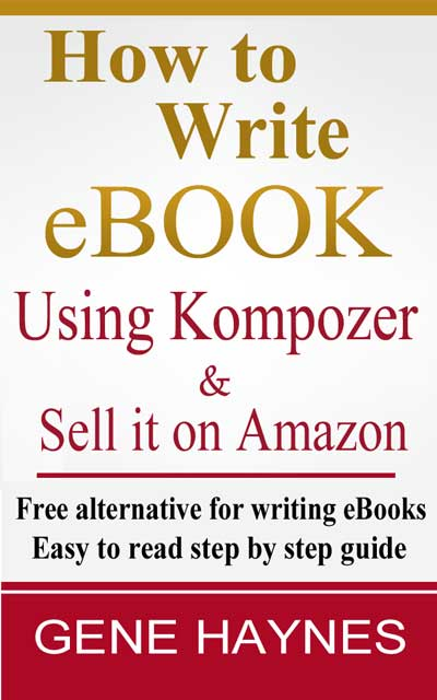 write kindle book white