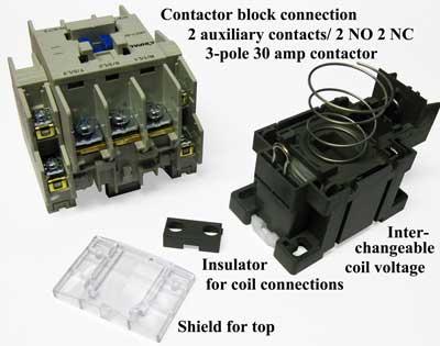 Kripal contactor