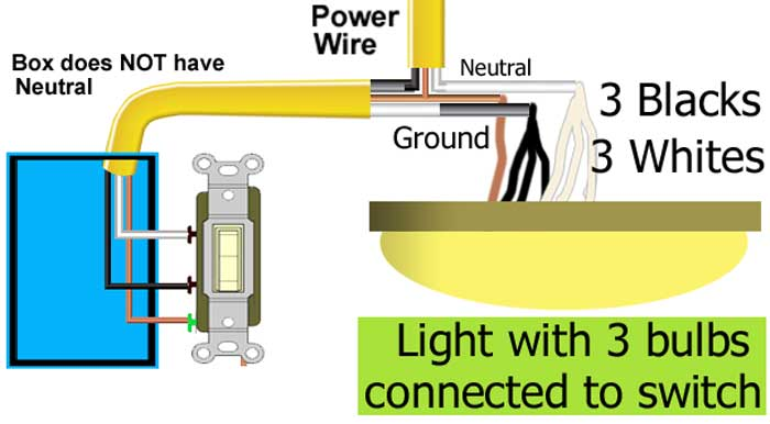 how to wire switches, electrical wiring, light switch wiring three black wires