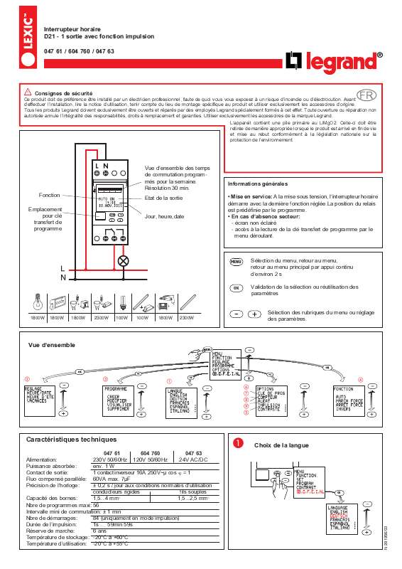Legrand 04761 how to wire legrand 03700 timer legrand transformer wiring diagram at bakdesigns.co