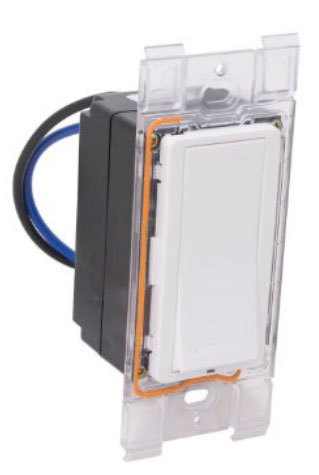 Levitonwireless momentary switch
