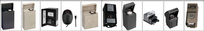 Low voltage power packs