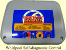 Whirlpool self diagnostic control