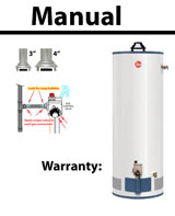 Water heater manual