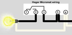 Hagar Micromat wiring