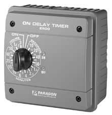 Paragon E500 interval timer