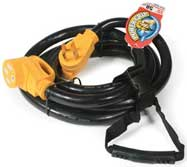 Power grip cord