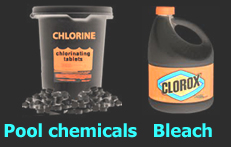 Trace chemicals