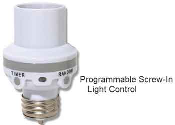 programmable screw in light control