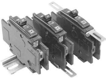 QOU circuit breakers