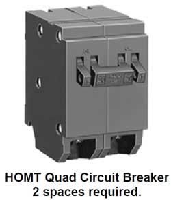 Quad breaker