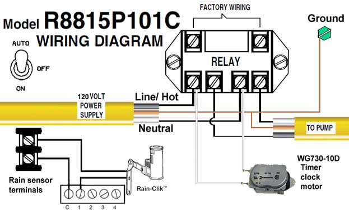 R8815P101C wiring