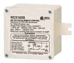 RC2103S air switch relay