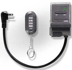UPM RC420+TR310 remote