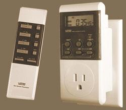 UPM remote timer