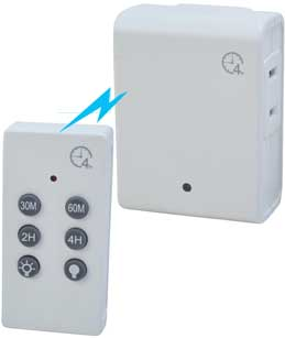 remote control countdown timer