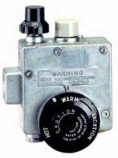 Robertshaw Natural gas control valve