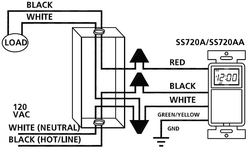 Wiring diagram for switch timer the wiring diagram readingrat tork consumer timers and manuals wiring diagram swarovskicordoba Images