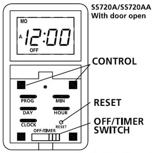 How to install honeywell econo switch programmable timer youtube.