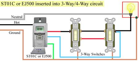 st01c or ej500 in 3 way 450 jpg how to program and install st01c timer st01c or ej500 inserted into 3 way