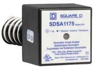 secondary surge arrestor