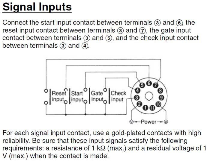 11 pin timer relay wiring diagram