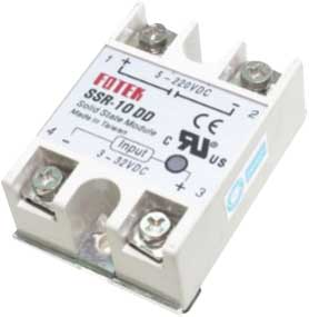DC DC solid state relay