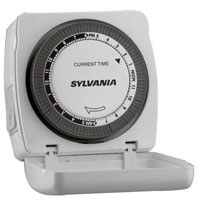 Sylvania SA110 timer