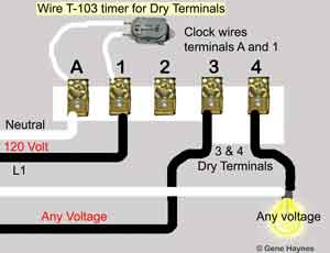 T104 controls any voltage