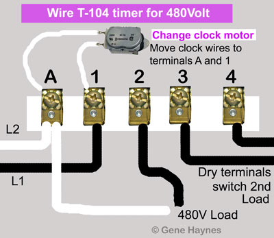 [SODI_2457]   How to wire Intermatic T104 and T103 and T101 timers | T104p3 Wiring Diagram |  | Waterheatertimer.org