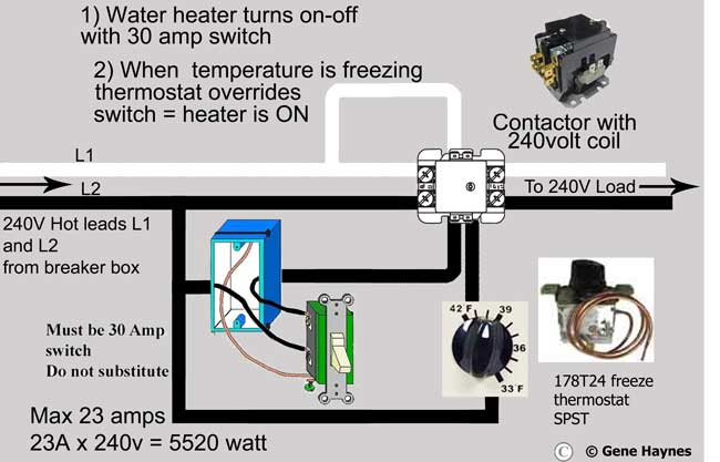 Prevent water heater freezing swarovskicordoba Image collections