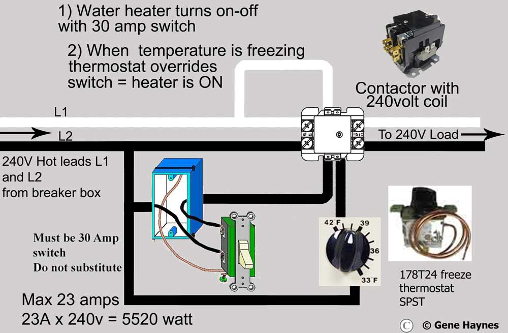 T 104 control SPST 240V w freeze3 800 how to wire intermatic t104 and t103 and t101 timers Single Pole Double Throw Switch Diagram at gsmportal.co