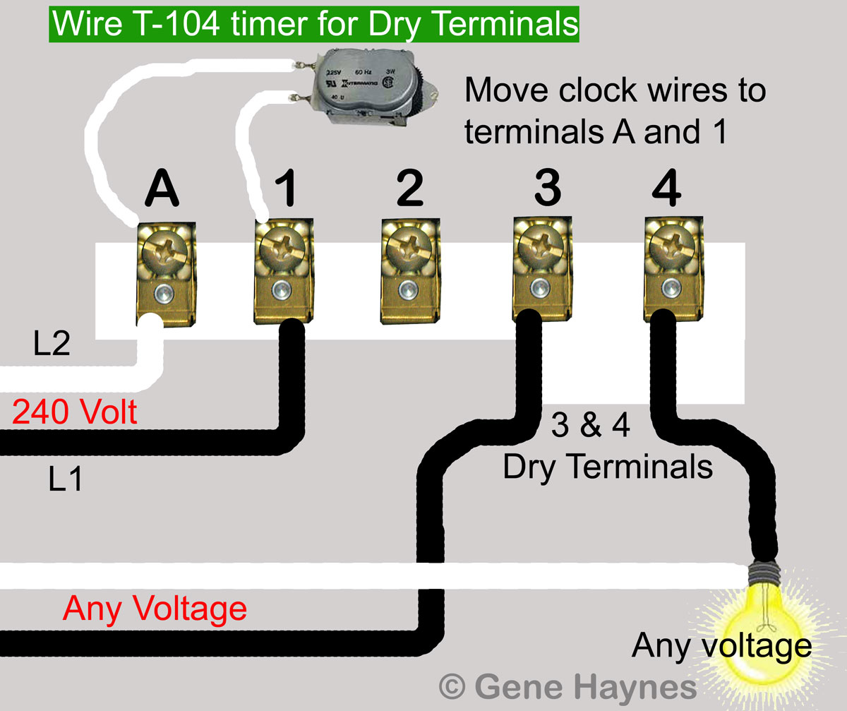 T 104 control dry terminals wiring diagram for intermatic timer model fd460mmx switch,diagram  at mifinder.co