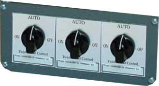 Tork control knobs