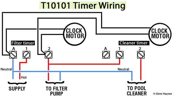 How To Wire Intermatic T10404r