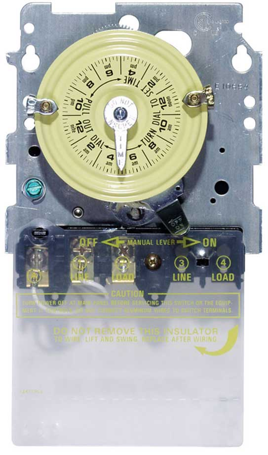 [DIAGRAM_38EU]  How to wire T102 timer: | Wiring Diagram Intermatic T102 |  | Waterheatertimer.org