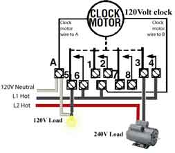 T1471BR timer wiring