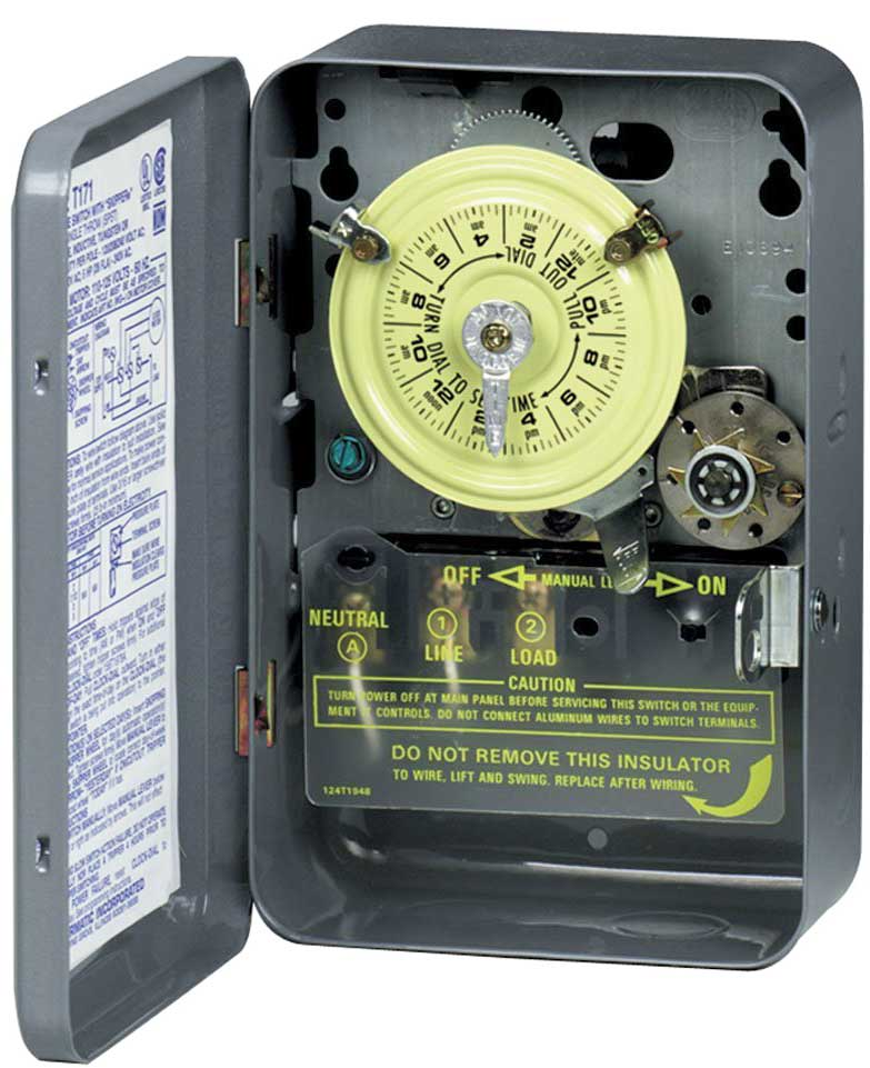 how to wire t185 timer Intermatic Photo Control Wiring at Intermatic T101p3 Wiring Diagram