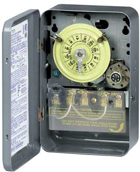 how to wire t103 timer rh waterheatertimer org Intermatic Pool Timers Intermatic Pool Timers