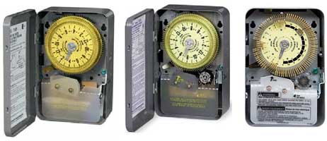 Intermatic T1906 timers