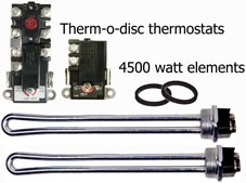 Therm-o-disc thermostats