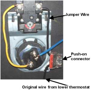 Astounding How To Select And Replace Thermostat On Electric Water Heater Wiring Cloud Inamadienstapotheekhoekschewaardnl