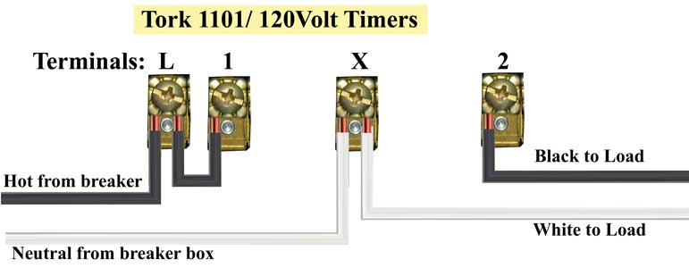 tork timers and manuals rh waterheatertimer org tork 1103 timer wiring diagram Tork Model 1101 Manual