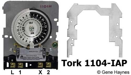 Tork IAP adapter