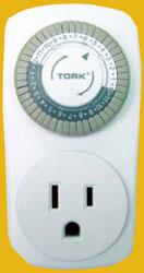 Tork 451A plug-in timer