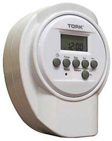 Tork 454D programmable timer