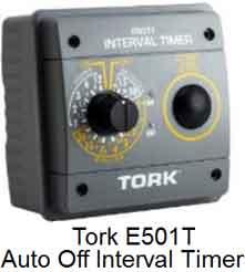 Tork E510T timer