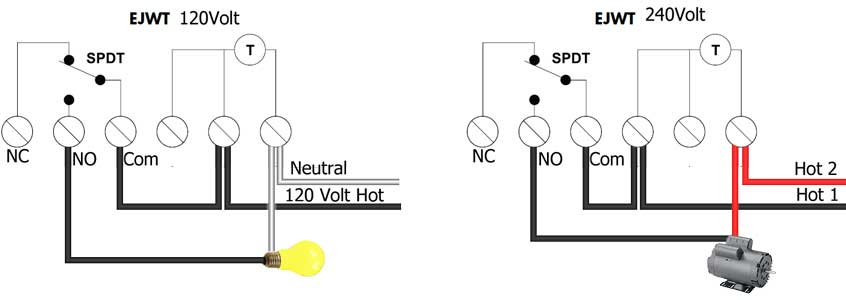 wiring diagram for a 240 volt photocell wiring tork timers and manuals on wiring diagram for a 240 volt photocell
